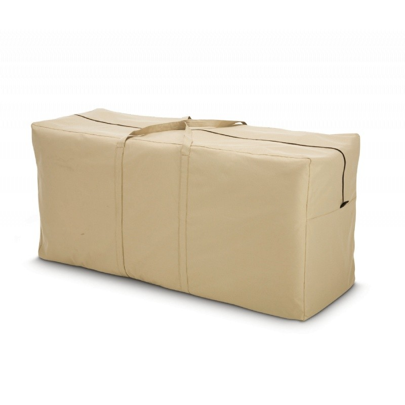 STORAGE BAGS FOR OUTDOOR FURNITURE CUSHIONS