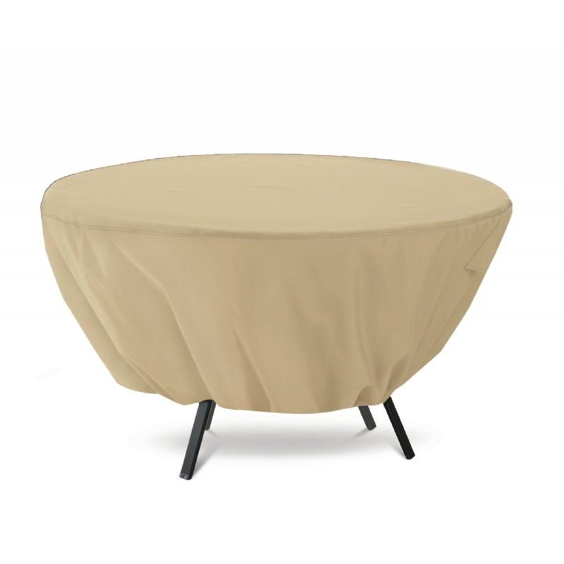 Terrazzo Round Patio Table Cover 50 inch