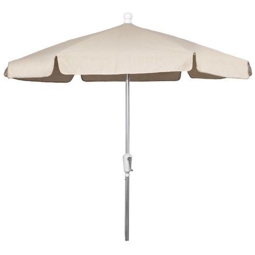 a472c562f0 Fiberbuilt Garden Umbrella Hexagon 7.5 Feet Textiline Top
