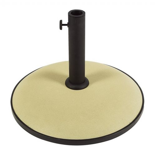 Patio Umbrella Base Beige FBCB19B