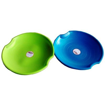 Flying Saucers 2-pack Plastic Sleds PAS-626-2PACK