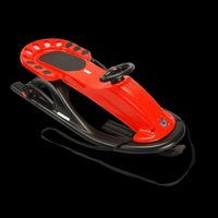 Snow Blazer Sled Blaze Red ES940-01