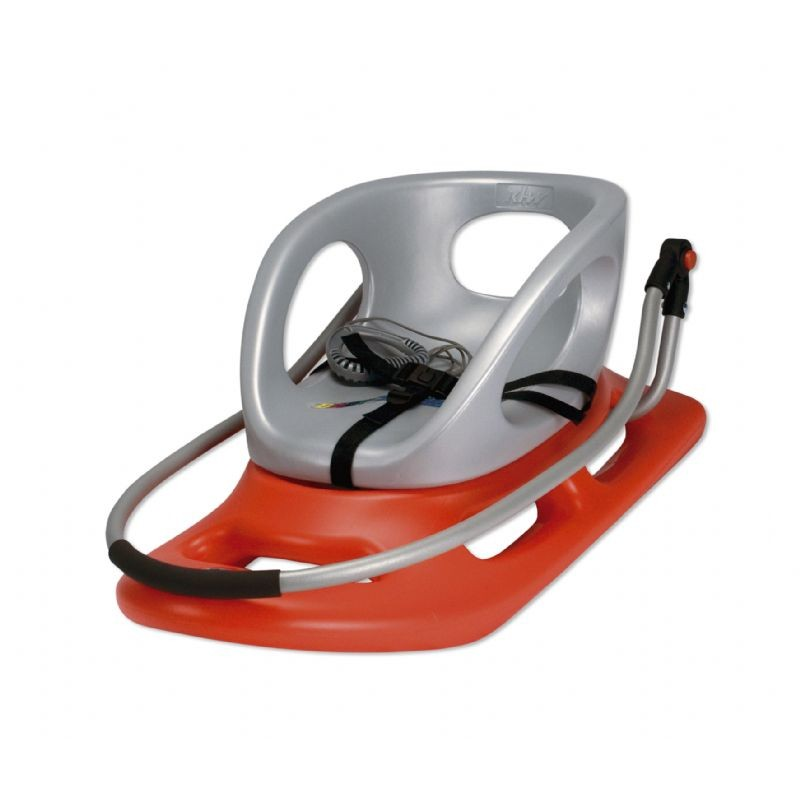 Snow Baby Sled Blaze Red