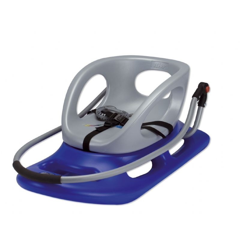 Snow Baby Sled De-Icer Blue
