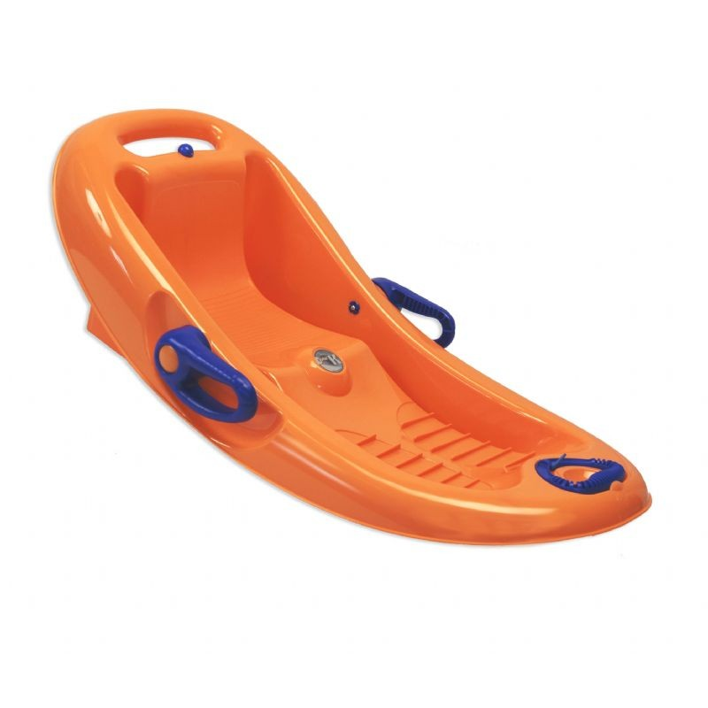 Snow Flipper Sled Orange