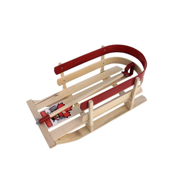St. Nick Prancer Pull Bar Sleigh