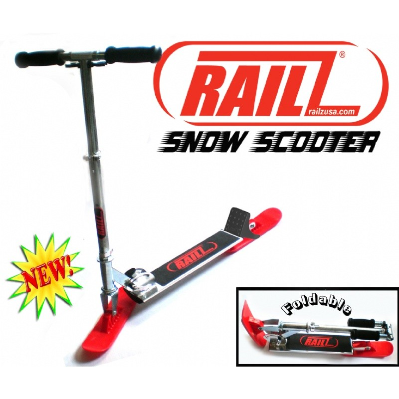 Mountain Railz Kids Snow Scooter