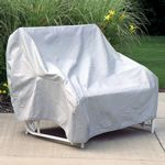 Patio Club Chair Cover - Oversized - Gray PC1120