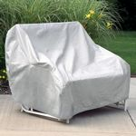 Patio Club Chair Cover - Gray PC1123