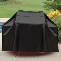 Outdoor patio grill and barbeque covers