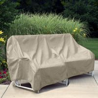 Patio sofa covers, patio loveseat covers