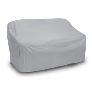 Patio Love Seat Cover - Gray PC1125-GR