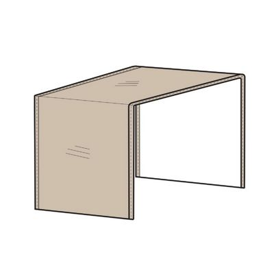 Patio Sectional Cover Center Module Armless PC1258