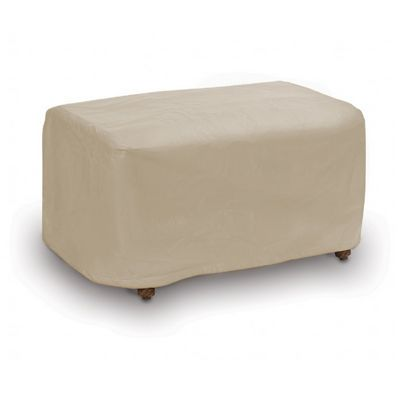 Rectangle Ottoman Cover PC1116