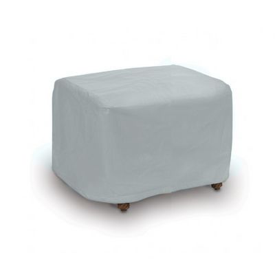 Square Side Table Cover - Gray PC1118