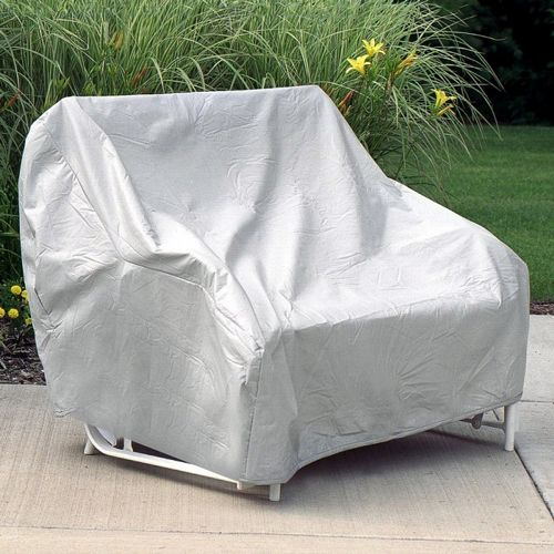 Patio Club Chair Cover - Gray PC1123-GR