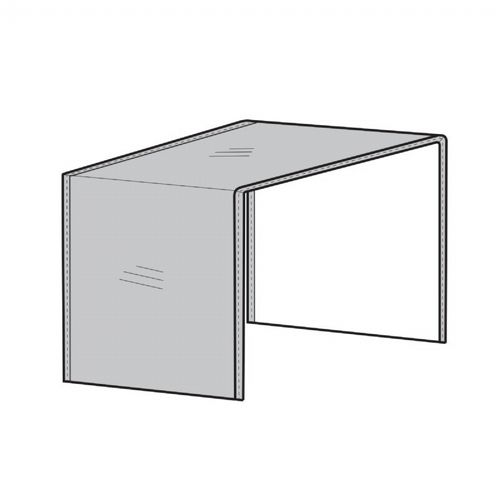 Patio Sectional Cover Center Module Armless - Gray PC1258-GR