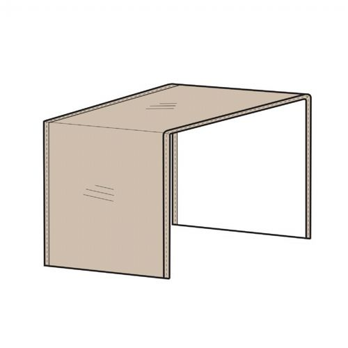 Patio Sectional Cover Center Module Armless PC1258-TN
