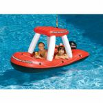 Fireboat Inflatable Squirter Float