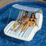 Inflatable Luxury Cabana Float NT1735