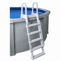 A-Frame Flip Up Ladder for Above Ground Pools NE1222