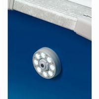 Above Ground LED Thru-Wall Light NA4035