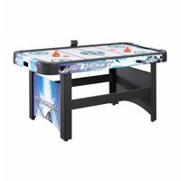 Face-off 5 Foot Air Hockey Table with Electronic Scoring NG1009H