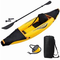 Nomad 1 Person Inflatable Kayak RL3601