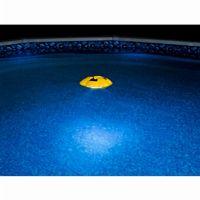 Nova Yellow Floating Pool Light NA4174