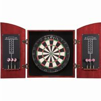 Solid Wood Dart Cabinet Set NG1041