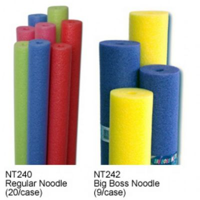 Big Boss Pool Noodle Case of 9 NT242