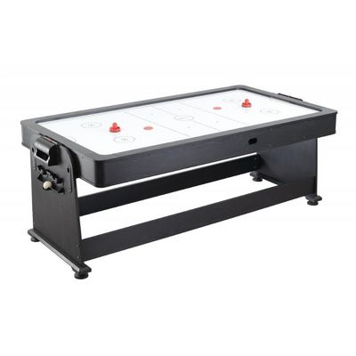 Carmelli 6 Foot 3-in-1 Flip Game Table Air Hockey, Table Tennis, Billiards NG1022