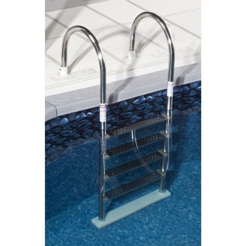 Blue Wave Premium Stainless Steel In-pool Ladder NE1145