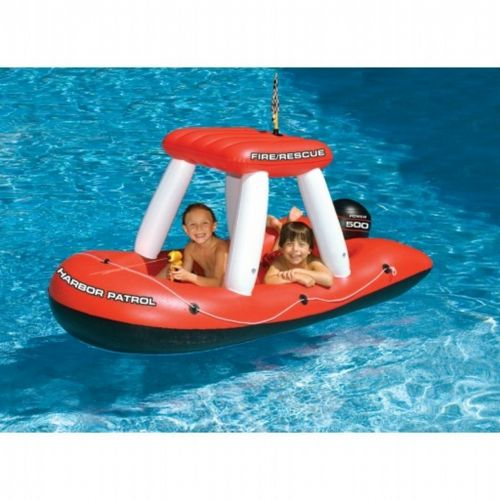 Fireboat Inflatable Squirter Float NT264