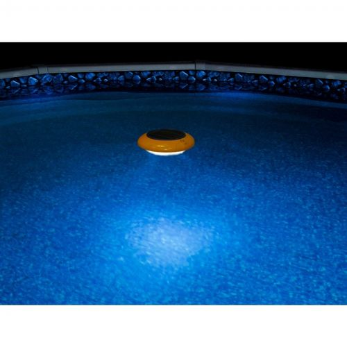Starshine The Amazing Floating Solar Powered Pool Light NA4183