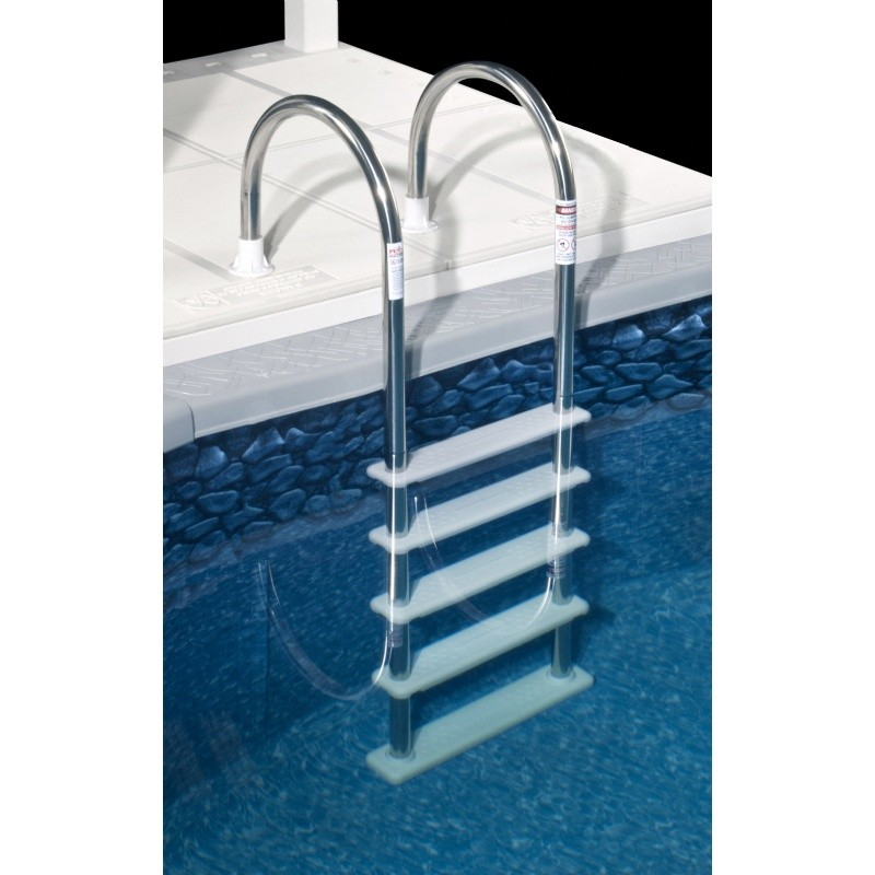 Pool Float Hard Plastic: Standard Stainless Steel Swimming Pool Ladder