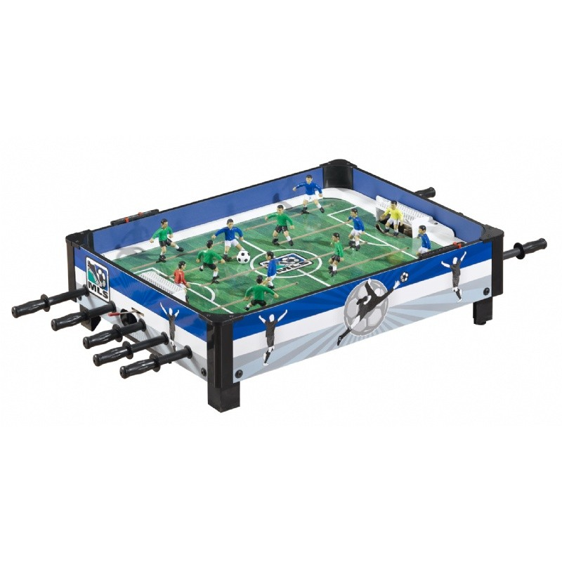 Home & Garden: Game Room Games: MLS Table Top Rod Soccer