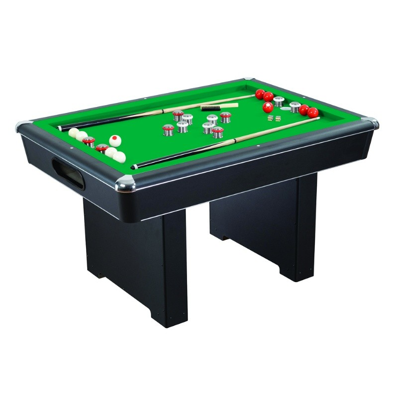 Rec Room Games: Renegade Slate Bumper Pool Table