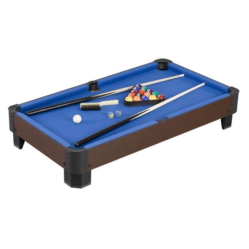 Rec Room Games: Sharp Shooter 40 Inch Table Top Pool Table