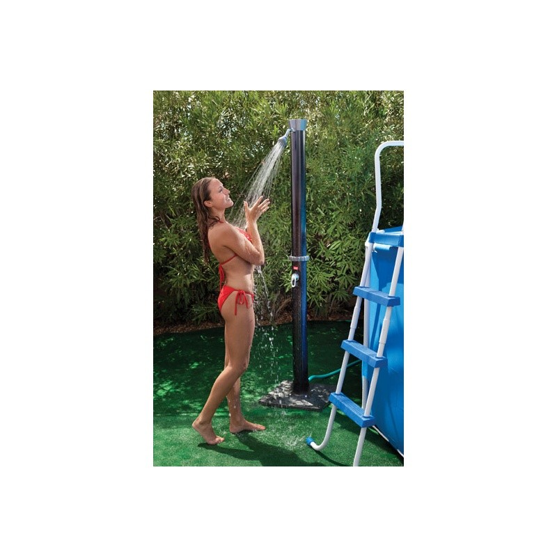 Pool and Spa Accessories: Poolside Solar Shower with Base