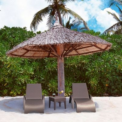 Beach chaise lounge chairs cozydays for Beach chaise longue