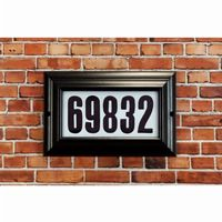 Address plaques & adress numbers